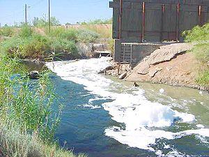 contaminacion rio